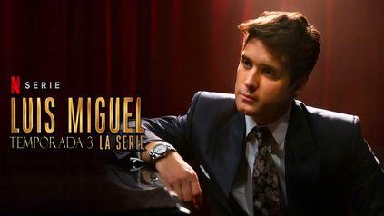 Comienza la tercera temporada de Luis Miguel: la serie