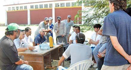 Toman una planta de fertilizantes por su potencial cierre en Pavón