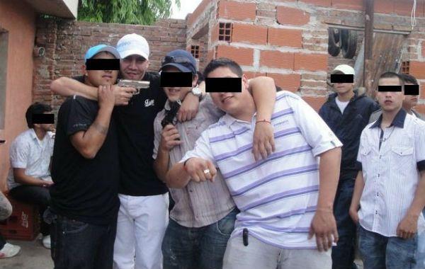 """Como un juego. Una foto de Maximiliano """"Quemadito"""" Rodríguez."""