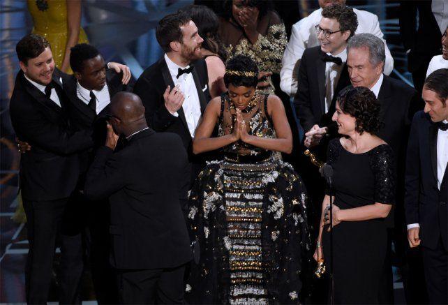 Todos los ganadores de la ceremonia en una noche inolvidable de los Oscar