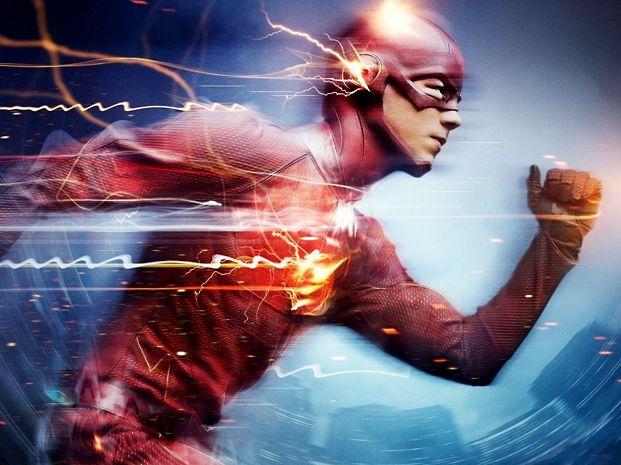 The Flash, el hombre más veloz del universo