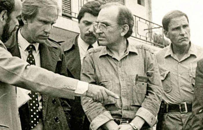 Operativo judicial. Fernández Laborda