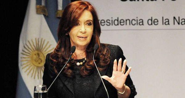 La presidenta dijo que la Argentina es un país pacífico en un acto en Gualeguaychú