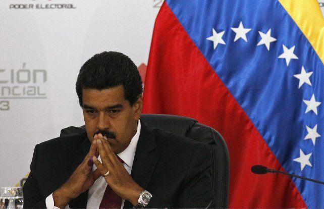 Maduro optó por reflotar un conflicto limítrofe que tiene más de un siglo.