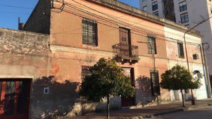 La casa de la Dra. Ratto en Concepción del Uruguay pasó a ser Patrimonio Histórico de la Provincia de Entre Ríos.