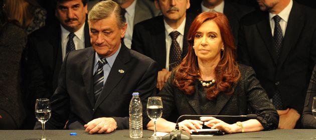 Cristina y Binner