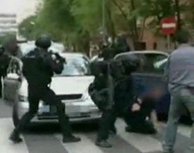 Detienen en España a un argentino que iba a asaltar un banco junto a su banda