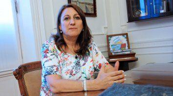 La intendenta Mónica Fein aseguró que el salario no es ganancia, aunque aseguró que no se tiene que desfinanciar al Estado eliminando el gravamen.