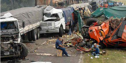 ¡Peligro! La nacional Nº9 encabeza el ranking de las rutas con más accidentes