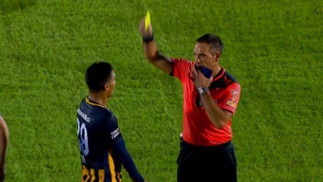 Teo Gutiérrez se perderá el próximo partido de Central por llegar a la quinta amarilla.
