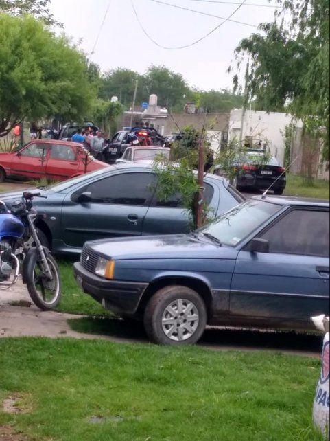 La policía secuestró motos