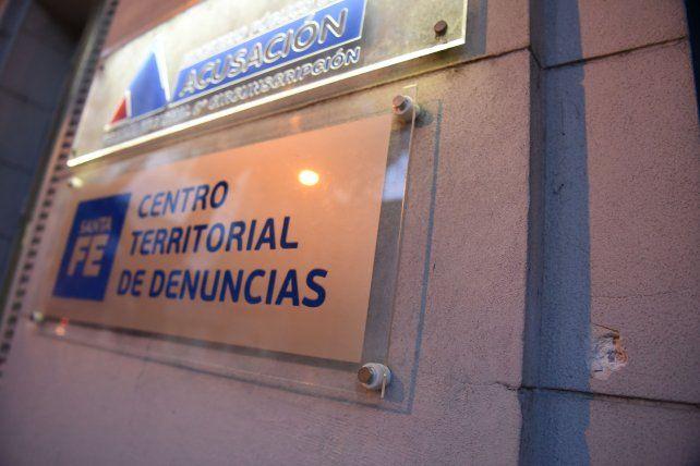 El ataque contra la sede del Ministerio Público de la Acusación dejó marcas en sus paredes.