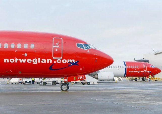 Norwegian Air Argentina pidió operar 155 rutas en Argentina