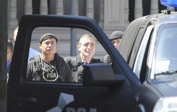 El ex comisario está detenido desde 2012.
