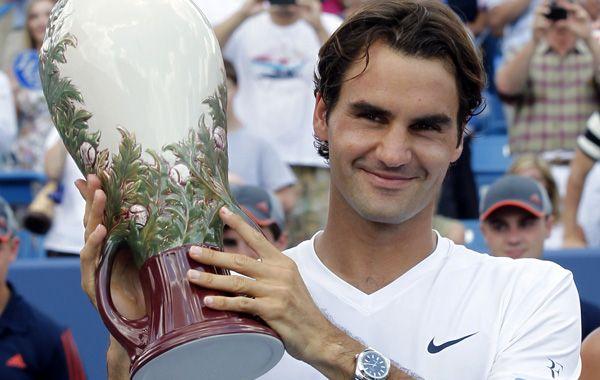 Los pedidos de Roger Federer para su visita a Argentina