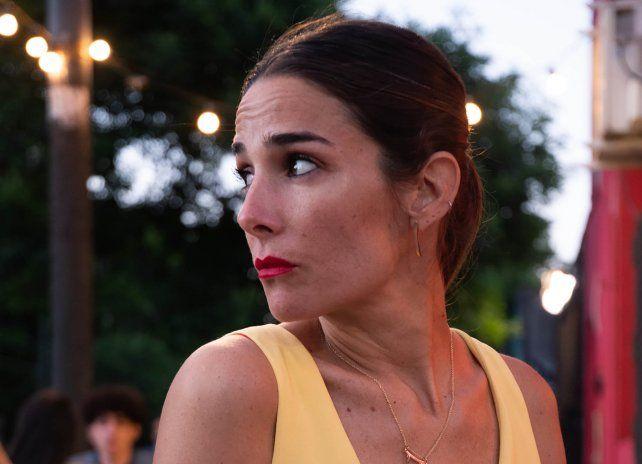 Juana Viale interpreta a una mujer que va a una cita por Tinder lo que inicia una saga de venganzas.