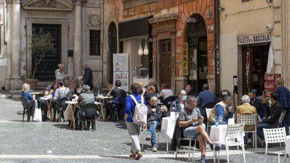 La vida se ha casi normalizado en Italia. Pero la Delta podría cambiar eso.