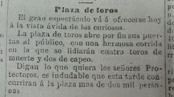 El diario La Capital anoticia del nuevo entretenimiento que debuta en la ciudad.