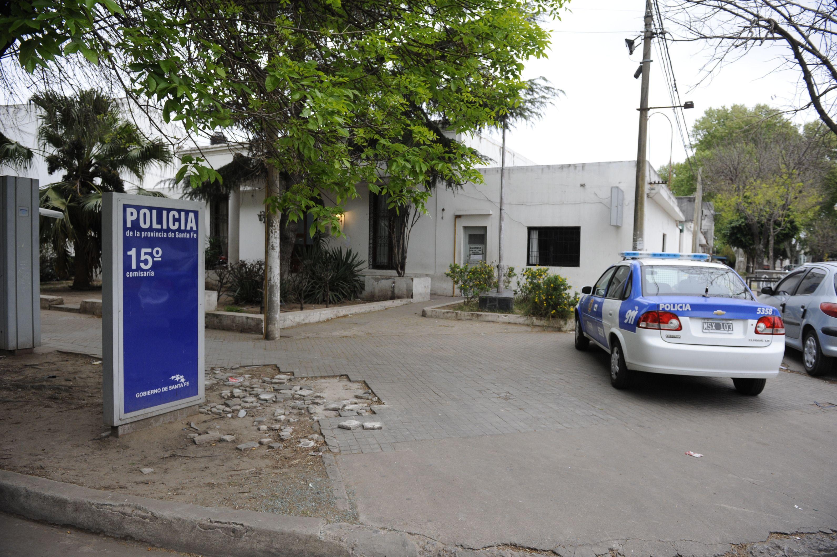 La denuncia del asalto fue radicada en la seccional 15ª de policía