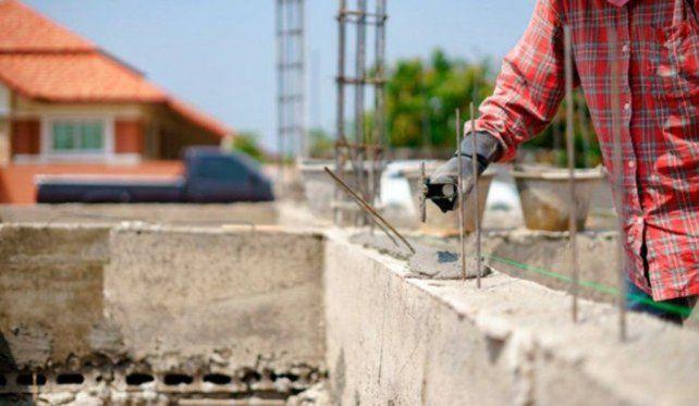 La facturación local en el rubro construcción creció 121