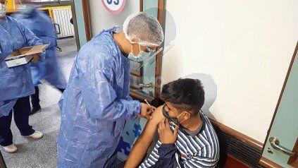 El hospital de niños funcionará como vacunatorio para menores de entre 12 a 17 años.