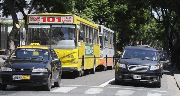Asegurado dijo que aún no tiene fecha la extensión de carriles hasta Avellaneda