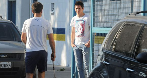 Central: Talamonti tiene una contractura y no jugará el sábado ante Deportivo Merlo
