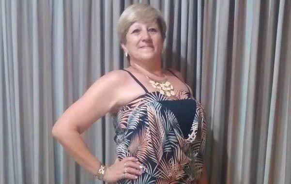 Graciela Príncipe tenía 54 años. Recibió once puñaladas y murió un día después en el Heca.