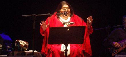 Mercedes Sosa estrena una nueva grabación del Himno Nacional