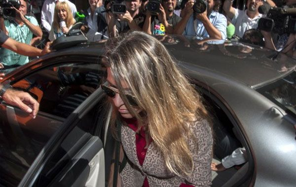 La ex mujer de Nisman continuará declarndo hoy en la Fiscalía a cargo de Viviana Fein.