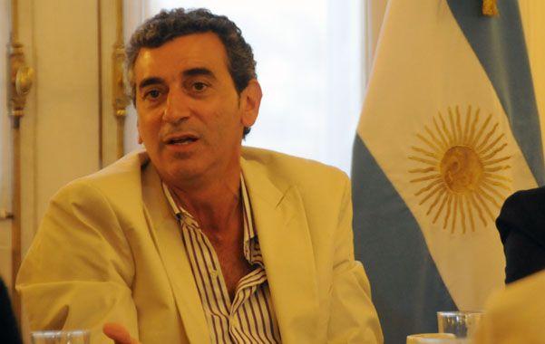 Randazzo renovó ayer sus críticas a su adversario con vistas a las elecciones primarias del Frente para la Victoria.