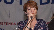 La secretaria general adjunta de Suteba, María Laura Torre.