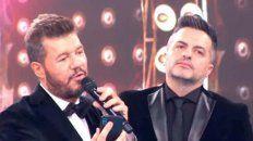 Marcelo Tinell y y Angel de Brito, juntos nuevamente en otra edición de ShowMatch.