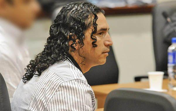 Perfil bajo. Cantero fue juzgado por el homicidio de Walter Cáceres y resultó absuelto por falta de pruebas.