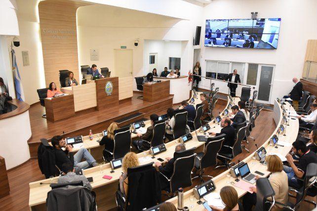 El Concejo autorizó al municipio a agilizar el procedimiento de compras para cubrir la demanda social