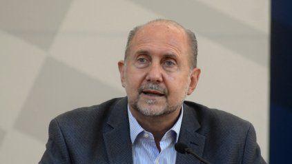 Perotti arremetió contra Frederic por no mandar fuerzas federales: La ministra no entiende