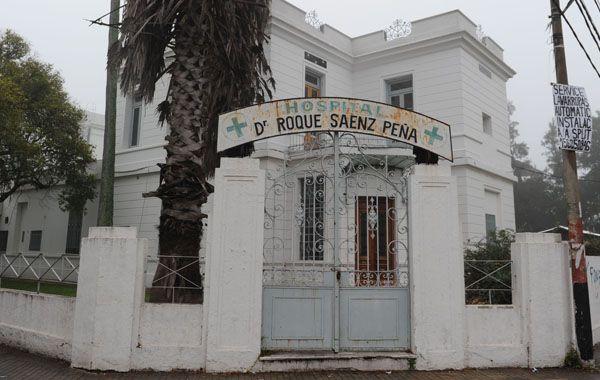 El Hospital Sáenz Peña