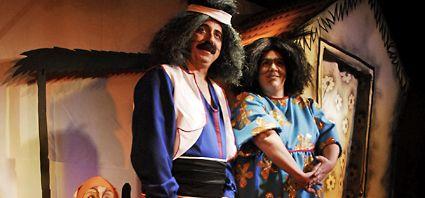El teatro rosarino le rinde homenaje al gaucho más famoso de la historieta
