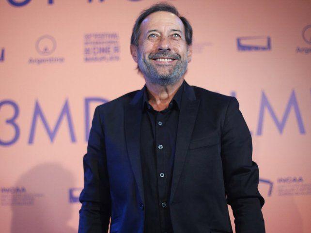 """Guillermo Francella, al frente de la comedia """"Granizo"""", de Marcos Carnevale."""
