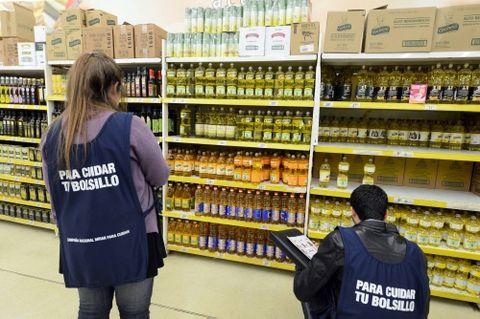 """Adecua advirtió que""""las diferencias de precios entre cadenas son enormes"""". (Foto: Télam)"""