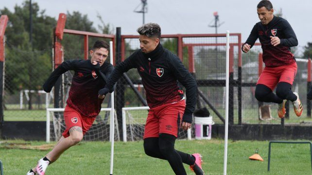 Los tres estarán en el equipo principal de Kudelka. Moreno