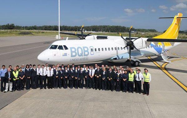 La aerolínea BQB proyecta agregar más frecuencias de vuelos desde Rosario
