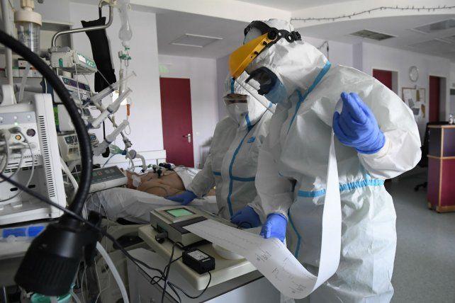 Nueve muertes por coronavirus en el país, que ya suma 176 víctimas fatales