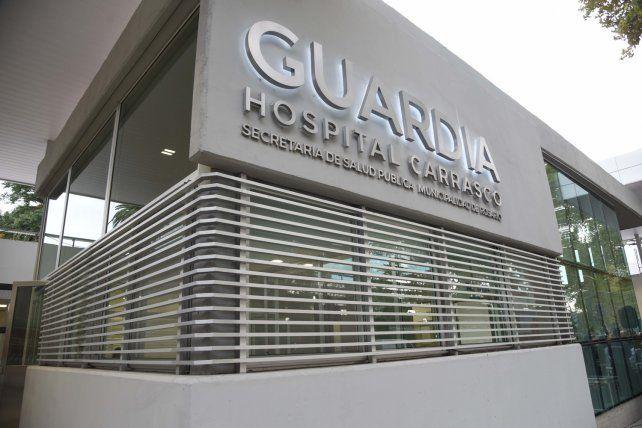 Agradecimiento al Hospital Carrasco