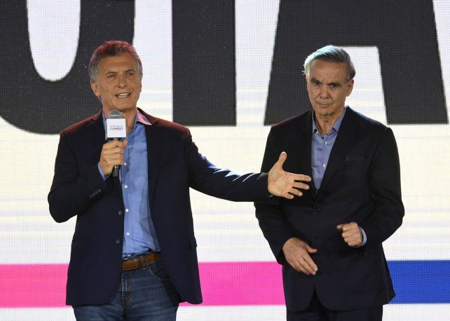 Macri reconoció la derrota y felicitó a Alberto Fernández