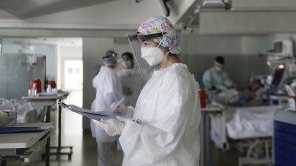Coronavirus: informaron 412 muertes en las últimas 24 horas en Argentina