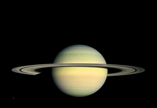 Adiós, Saturno, adiós
