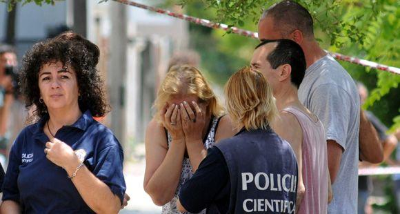 La Plata: hallan a cuatro mujeres asesinadas, entre ellas una nena de 11 años