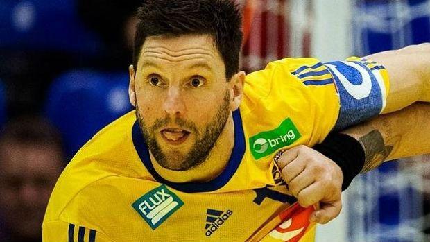 El capitán de la selección sueca de handbol es un defensor de los derechos de los homosexuales.