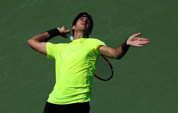 El tenista argentino buscará llegar los más lejos posible.